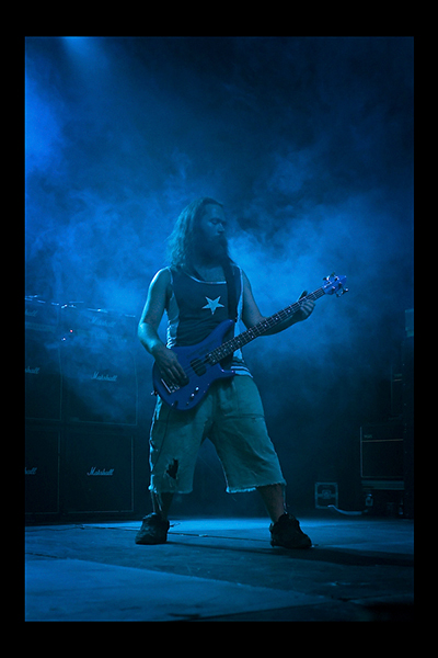 Ozzy Osbourne Bassist - Ozzy the coverband